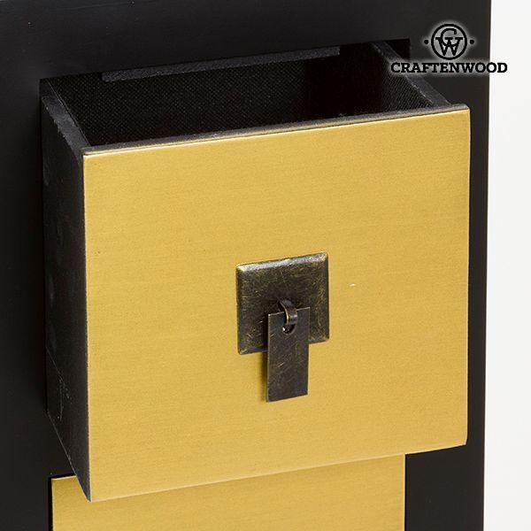 Cajonera Mdf (25 x 24 x 108 cm) - Colección Modern by Craftenwood (1)