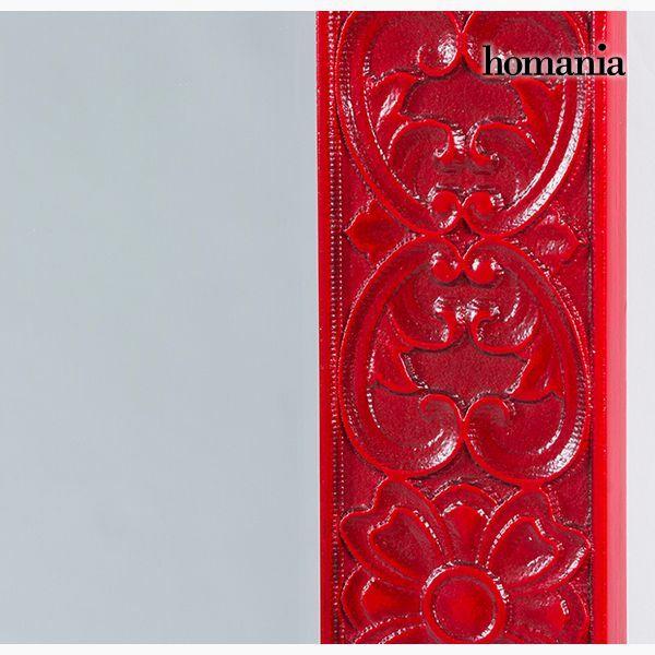 Espejo Cuadrado Rojo - Colección Be Yourself by Homania (1)