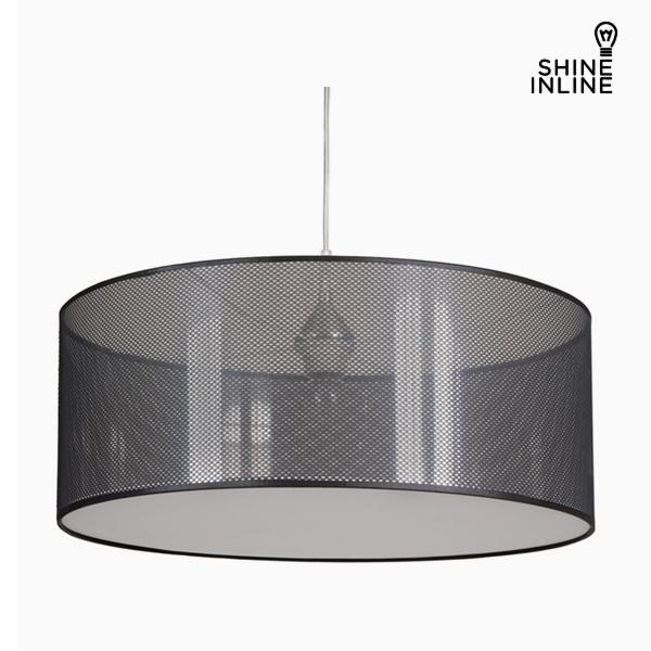 Lámpara de Techo Algodón y poliéster Negro by Shine Inline