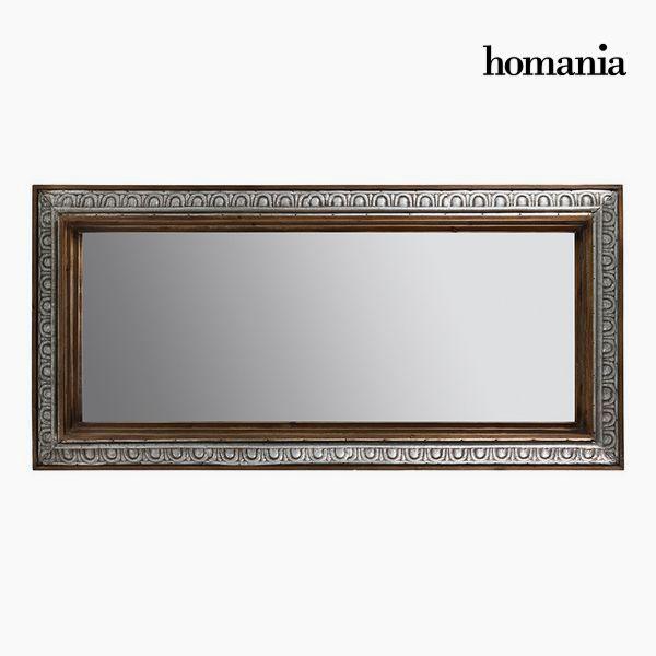 Espejo Vestidor Bronce Plata - Colección Vintage by Homania (2)