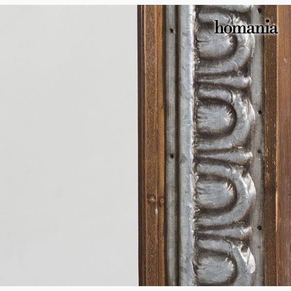 Espejo Vestidor Bronce Plata - Colección Vintage by Homania (1)