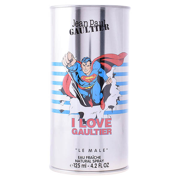 Perfume Hombre Le Male Superman Jean Paul Gaultier EDT