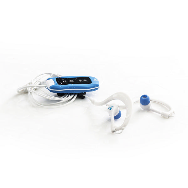Riproduttore MP3 NGS Sea Weed Blue 4 GB FM Waterproof