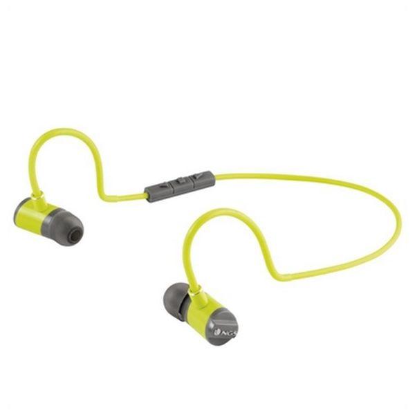 Auricolari Bluetooth con Microfono NGS Artica Swing ARTICASWING 95 mAh IPX5 | Grigio