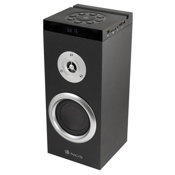 Torre de Sonido NGS Skydusk SKYDUSK 30W USB SD Radio FM