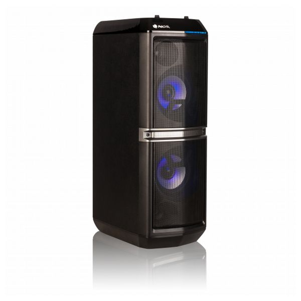 Altoparlante a Colonna Bluetooth NGS SKYHOME Bluetooth 200W Nero