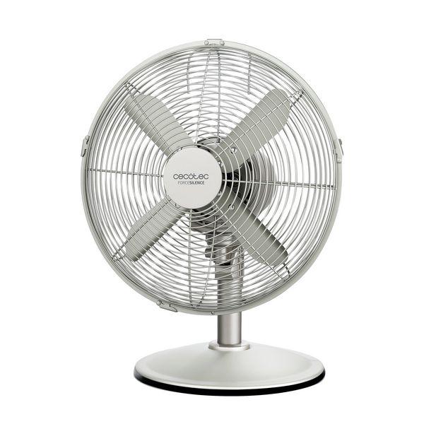 Ventilatore da Tavolo Cecotec Forcesilence 570 Steeldesk 45W