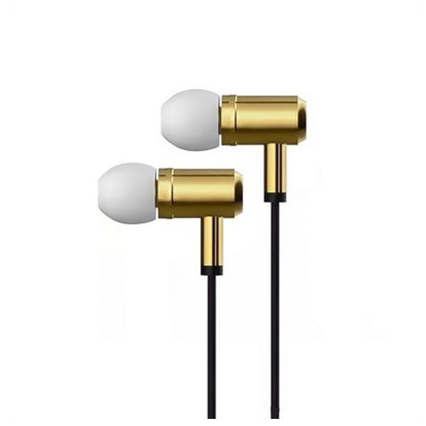 Auricolari con Microfono Ref. 101370 Oro