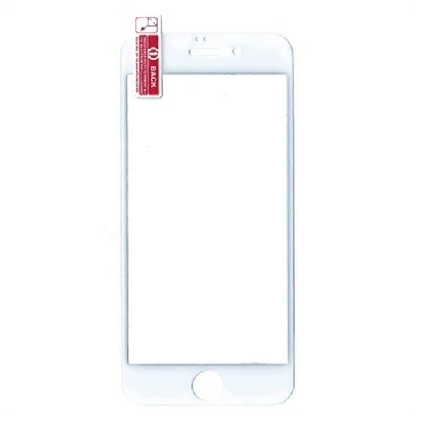 Protector de Pantalla Ref. 138550 iPhone 8 3 D | Blanco
