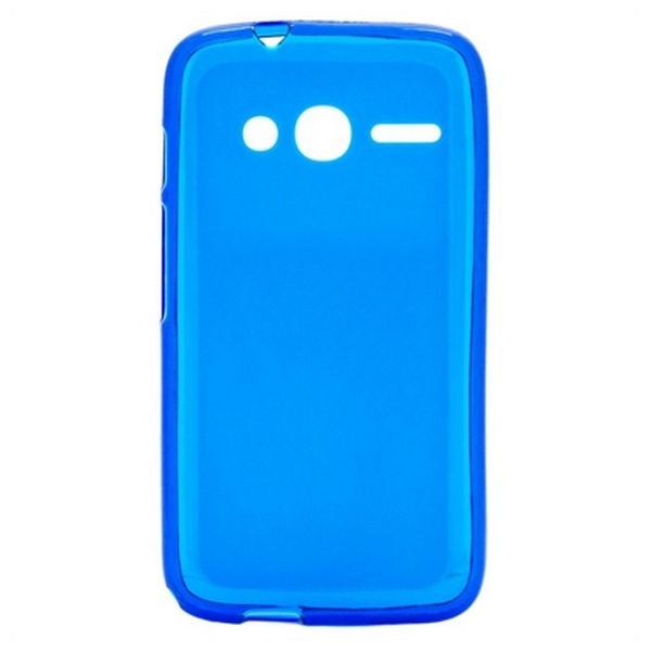"Funda para Móvil Ref. 187367 Alcatel Pixi 4 4"" 3G TPU Azul"