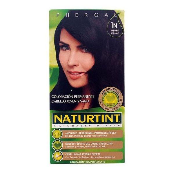 Barva za lase brez amonijaka Naturtint Naturtint Črna