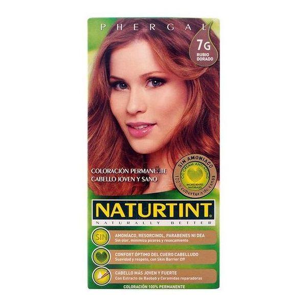 Barva za lase brez amonijaka Naturtint Naturtint Zlato blond