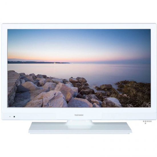 "TELEVISIóN TELEFUNKEN 20DTH401W 20"" HD READY LED USB HDMI BLANCO"