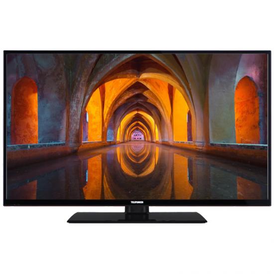 """Televisión TELEFUNKEN 50DTF401 50"""" Full HD LED USB HDMI Negro"""