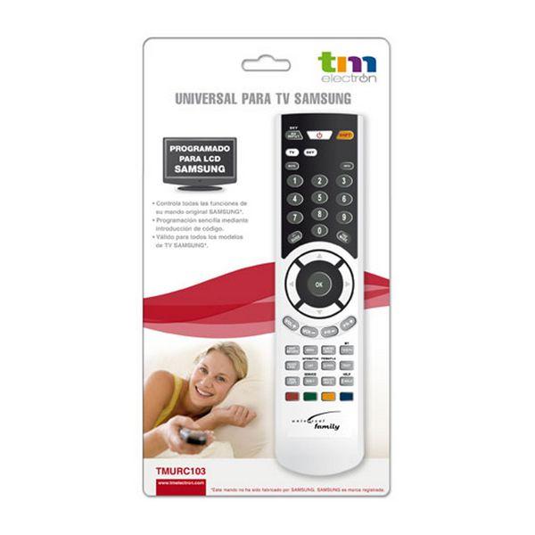 Mando a Distancia Universal para Samsung TM URC103 Marrón