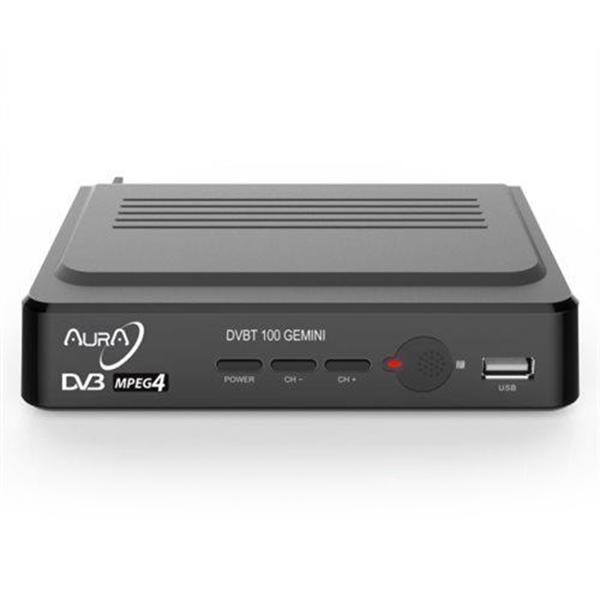 TDT Aura GEMINI 100 HDTV USB