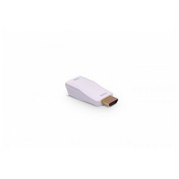 Adapter VGA v HDMI 3GO A127 Moški Vtič Vtičnica