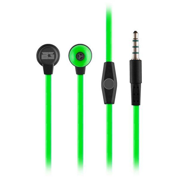 Gaming Slušalka z Mikrofonom BG BG-AUD09 1,2 m Zelena