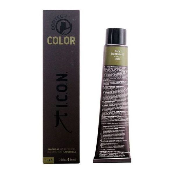Barvna krema za lase Ecotech Color I.c.o.n.