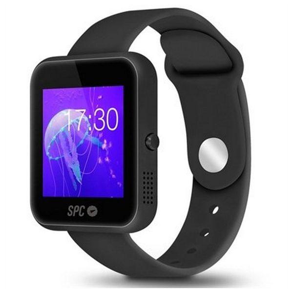 Smartwatch con Podometro SPC AATWAB0118 9611T 1.54 Bluetooth 4.0
