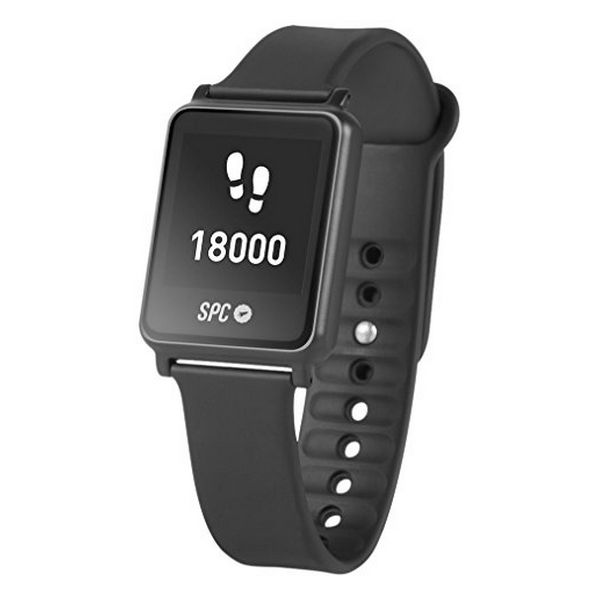 Smartwatch con Podometro SPC 9616T 1.28 Bluetooth 4.0 Titanio
