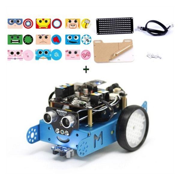 Robot Educativo mBot MAKEBLOCK 90050F Face