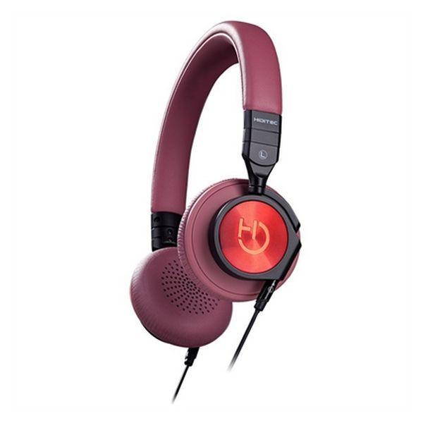 Auricolari con Microfono Hiditec WHP010000 Marrone