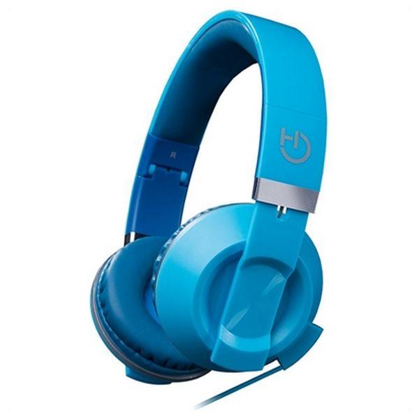 Auricolari con Microfono Hiditec COOL KIDS WHP010008 Blu scuro