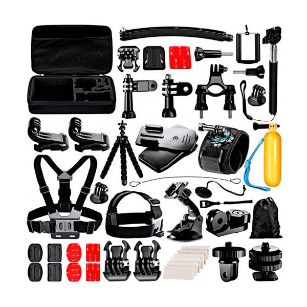 Accessori per Videocamere Sportive Overnis 30526 (53 pcs)