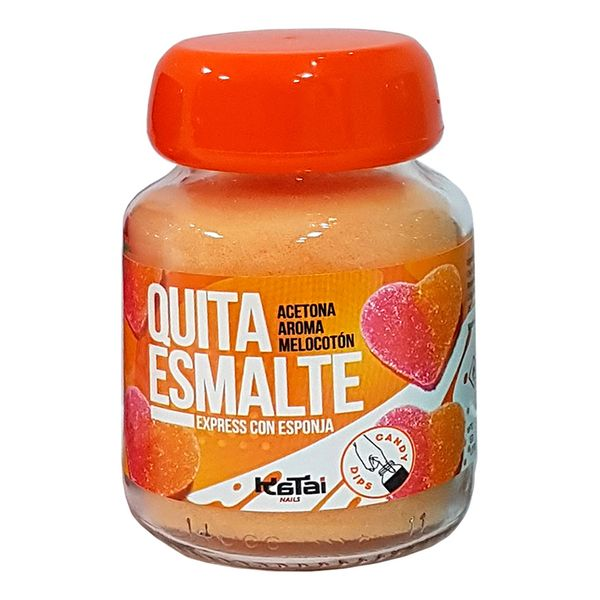 Solvente per smalto Express Melocot�n Katai Nails (75 ml)