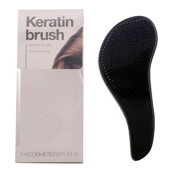 Glavnik za razčesavanje las Keratin Brush The Cosmetic Republic