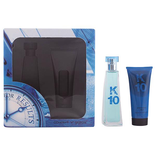 Set de Perfume Hombre K10 Concept V Design (2 pcs)