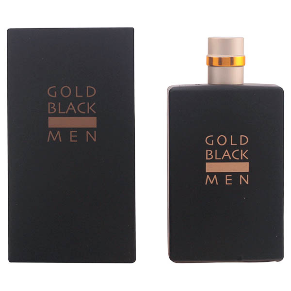 Perfume Unisex Gold Black Concept V Design EDT