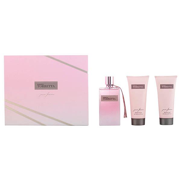 Ženski parfumski set Roberto Torretta (3 pcs)