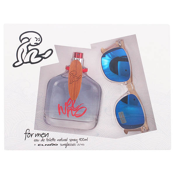 Set de Perfume Hombre El Niño El Niño (2 pcs)