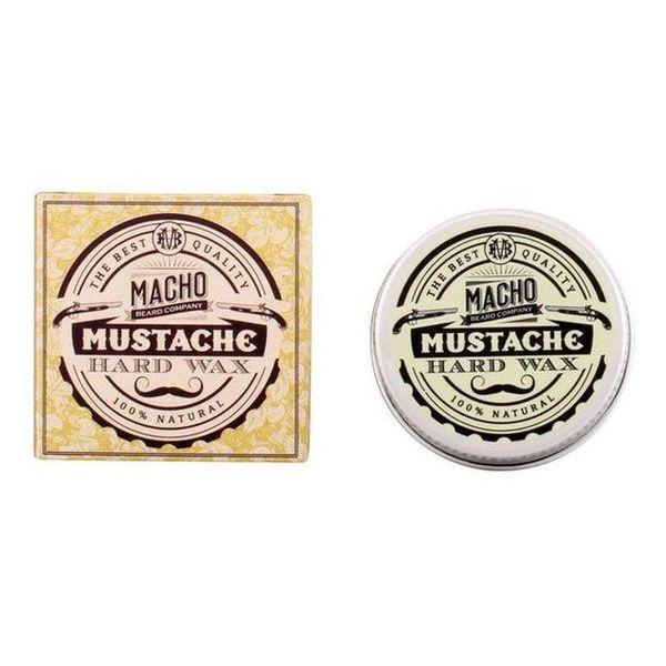 Cera de Fijación Fuerte Mustache The Macho Beard Company