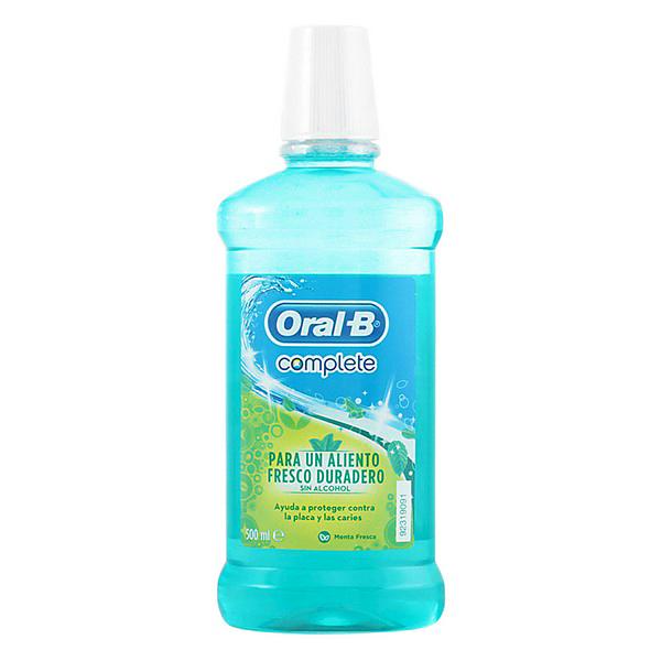 Collutorio Complete Oral-B (500 ml)
