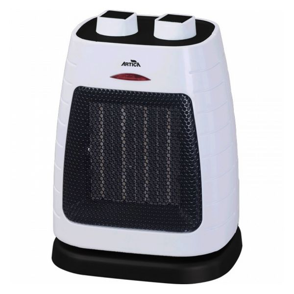Calefactor Cerámico Eléctrico Artica ACER4005 1800W Blanco
