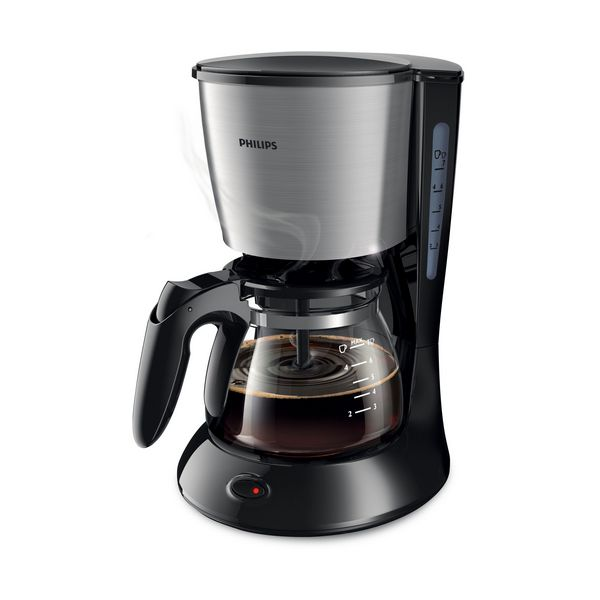 Caffettiera Elettrica Philips HD7435/20 700 W Neagră