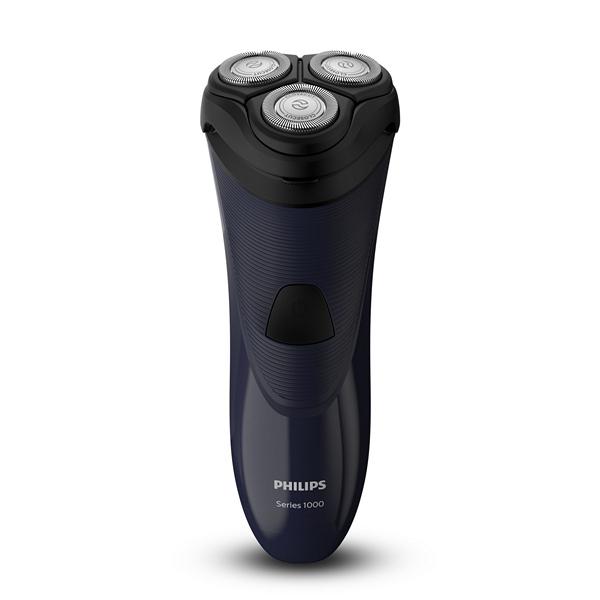 Afeitadora Eléctrica Philips S1100/04 CloseCut 240 V 9W Negro