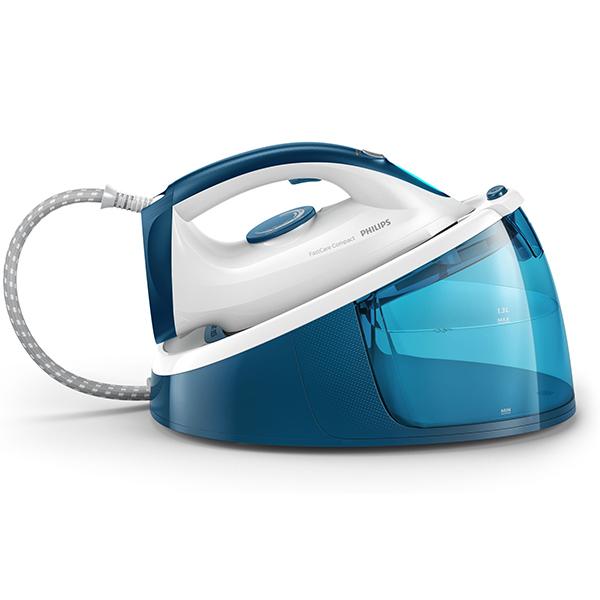 Centro de Planchado Philips 224331 GC6733/20 1,3 L 2400W Blanco Azul