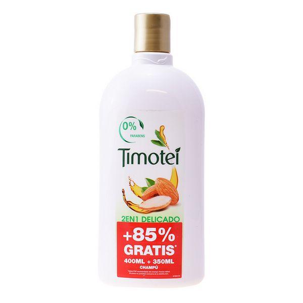 Šampon in balzam 2 v 1 Timotei (750 ml)