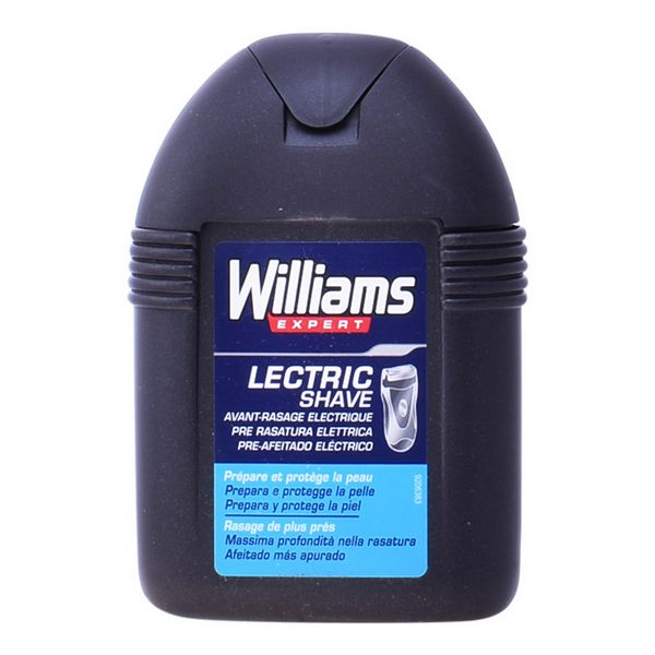 Lozione Pre-Rasatura Lectric Williams (100 ml)