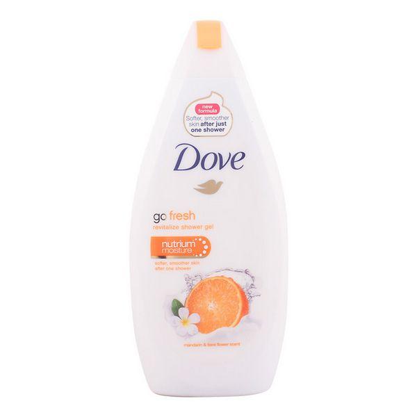 Gel Doccia Go Fresh Mandarin Dove (500 ml)