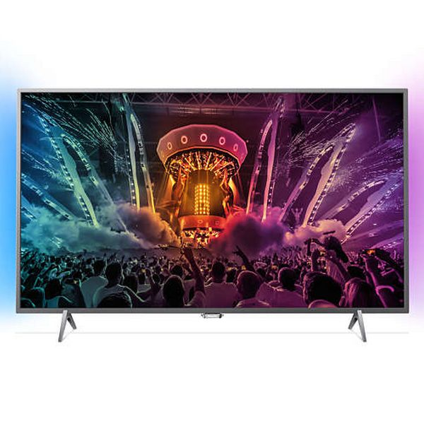 Philips 6000 series 4K Ultra Slim TV powered by Android TV™