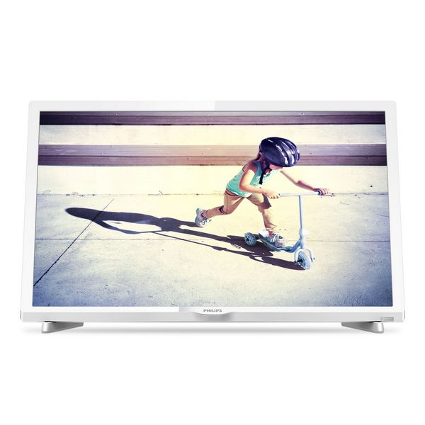 "TELEVISIóN PHILIPS 221274 24"" FULL HD LED BLANCO"