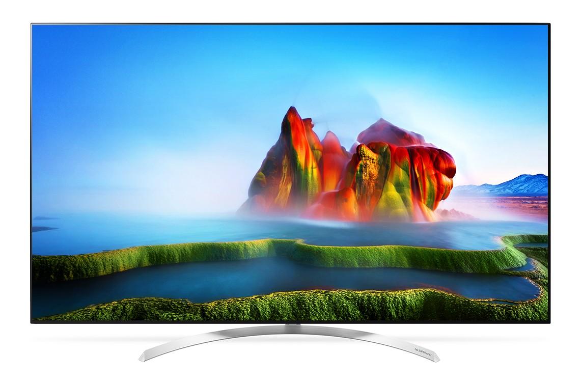 """Smart TV LG 65SJ850V 65"""" Super UHD 4K LED HDR Wifi"""