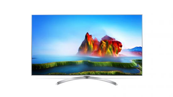 """Smart TV LG 55SJ810V 55"""" Super UHD 4K LED HDR Wifi Plata"""