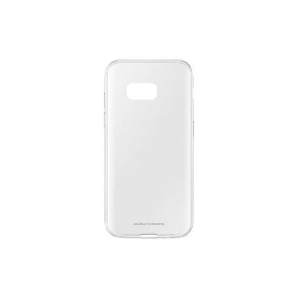 Funda para Teléfono Móvil Samsung EF-QA320TTEGWW Samsung A3 2017 Clear Cover Transparente