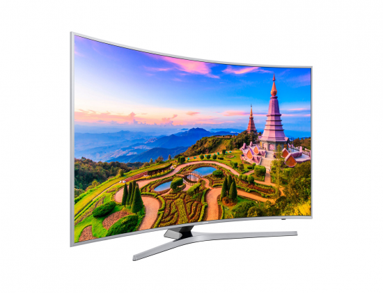 "Smart TV Samsung UE55MU6505 55"" Ultra HD 4K LED USB x 2 HDR Wifi Curva"